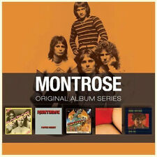 Montrose ORIGINAL ALBUM SERIES Box Set JUMP ON IT Paper Money NEW SEALED 5 CD