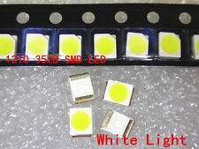 100pcs 3528 White Ultra Bright Light Diode 1210 SMD LED