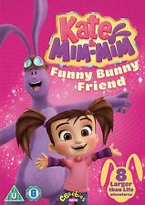Kate & Mim-Mim - Funny Bunny Friend [DVD]  Brand new and sealed