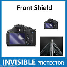 Canon EOS 600D, Rebel T3i, Kiss X5 Dslr INVISIBLE LCD Screen Protector Shield