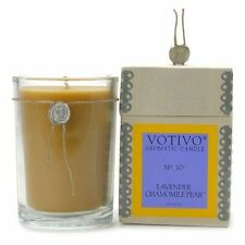 Votivo Lavender Pear #10 Aromatic Candle Plus Free Shipping