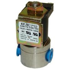 "SOLENOID VALVE KIP-STYLE 1/8"" FPT 120V for Bunn-O-Matic Coffee Brewer F 581033"