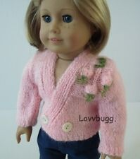 """Pinkie Sweater Clothes for 18"""" American Girl Doll Clothes Widest Selection!"""