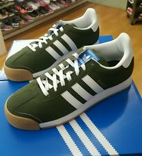 ADIDAS SAMOA AQ7910 GREEN/WHITE-GUM MEN US SZ 8
