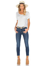 J Brand Alana Thrill Skinny high waist blue jeans, s. 24, 25, 26, 27, 28, 29, 30