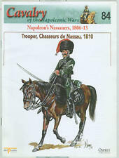 Osprey-Napoleonic Wars-French Allies-German States-Cavalry-Nassau-Uniforms-Guide