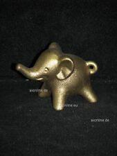 +# A009166_49 Goebel Archiv Muster Tier Animal Elefant Elephant Tusker CW16 gold