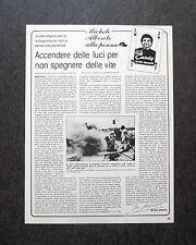 AI24- Clipping-Ritaglio -1982- MICHELE ALBORETO ALLA PENNA