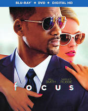 Focus (Blu-ray + DVD + Digital HD UltraViolet Combo Pack),New DVD, Robert Taylor