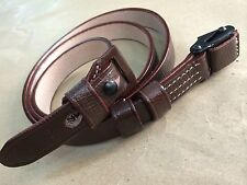 WWII German K98 98K LEATHER RIFLE SLING (REPRO)