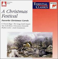 Andre Kostelanetz Orchestra...-`A Christmas Festival; Biggs, C`  CD NEW