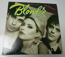 Blondie LP Eat To The Beat Chrysalis ‎CHE 1225 VG+/VG+ 1979 New Wave 1st Press