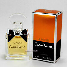 Gres AMBRE DE CABOCHARD Eau de Toilette 7 ml 0.24 Oz Mini Perfume Miniature