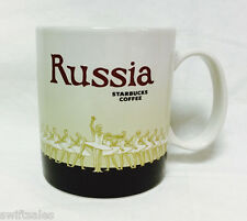 Starbucks Coffee Russia Mug - 16 oz / 473 ml - New! - Ships From USA Same Day