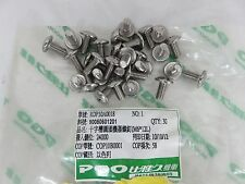 30PCS LOT of OEM PGO Scooter T-Rex 50/110/125/150 Tapping Screw 90050601201