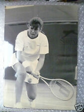 Tennis Press Photo- JENNIFER CAPRIATI in Action American Player