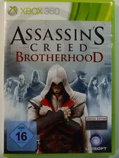 JEU XBOX 360 Assassin´j Creed Brotherhood, utilisé mais BIEN