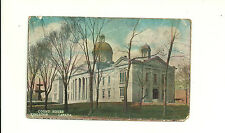 COURT HOUSE, KINGSTON, ONTARIO, CANADA POSTCARD