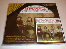John Mayall/Eric Clapton CD Blues Breakers  24 KT GOLD LIMITED