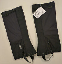 Outdoor Research Expedition Men's Crocodiles Gaiters BLACK MEDIUM USA 61500-0111