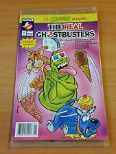 The Real Ghostbusters 3-D Slimer Special #1 ~ Sealed in package with Glasses!