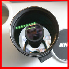 Canada fast shipping, Nikon 500mm f8 mirror lens with box