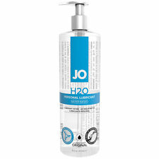 System Jo H2O Water Based Personal Lubricant 16 oz