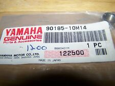 Genuine Yamaha Motorcycle Dirt Bike Self Locking Nut 90185-10M14 New