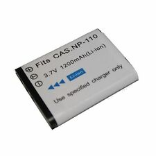 Casio NP-110 Battery
