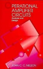 Operational Amplifier Circuits: Analysis and Design-ExLibrary