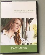 Are You Offending Yourself? Joyce Meyer DVD Dealing With Offense