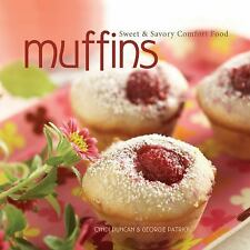 Muffins: Sweet and Savory Comfort Food-ExLibrary