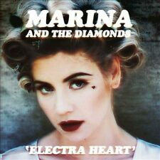 Marina & The Diamonds - Electra Heart - Sealed U.S. cd