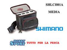 BORSA SHIMANO SHLCH01A - PORTA ESCHE ARTIFICIALI MIS.M MEDIA
