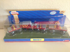 Thomas friend Rocky (for wooden track Thomas) 3 pieces- NIB- Free 1st class ship