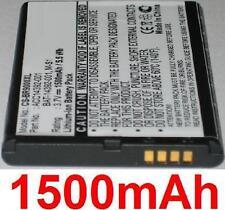 Batterie 1500mAh Pour Blackberry Bold 9700