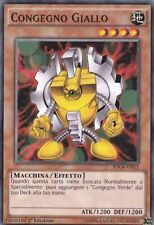 Congegno Giallo YU-GI-OH! SDGR-IT011 Ita COMMON 1 Ed.
