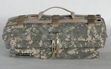 TACTICAL EQUIPMENT ARMY ACU CUSTOM GUN CASE SCOPE RANGE / MEDIC BAG MOLLE - NEW