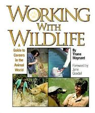 Working with Wildlife (Science, College and Career Guidance), Maynard, Thane, Ac