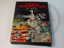 !!! INTERTON VC 4000 Cassette 1 Autorennen OVP, gebraucht aber GUT !!!