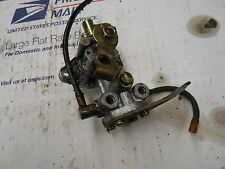 2001 Skidoo 700 FORMULA Deluxe GSE:  OIL PUMP ASSEMBLY