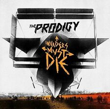 Invaders Must Die (CD & DVD) The Prodigy MUSIC CD