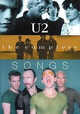 """ U2 "" : The Complete Songs (U2)"