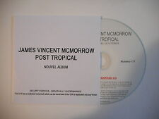 JAMES VINCENT MCMORROW : POST TROPICAL [ CD ALBUM PORT GRATUIT ]