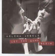 (EB117) Helena Jesele, Let The Game Begin - 2013 DJ CD