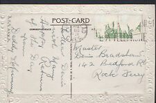 Genealogy Postcard - Family History - Bradshaw - Rock Ferry   BT932