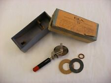 Phonograph Victrola Gramophone Gadgets - B.C.N. 3/6 Needle Sharpener & Box