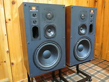 JBL 4410 Speakers Made in USA Studio Monitors