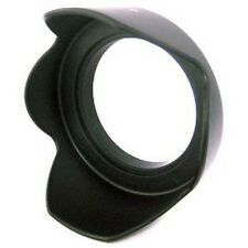 67MM Lens Hood Screw Mount Crown Flower Petal Tulip Shape for 67 mm Lenses