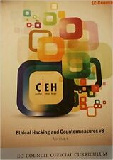 Ethical Hacking and Countermeasures V8 (Vol 1) EC-Council Official Curriculum
